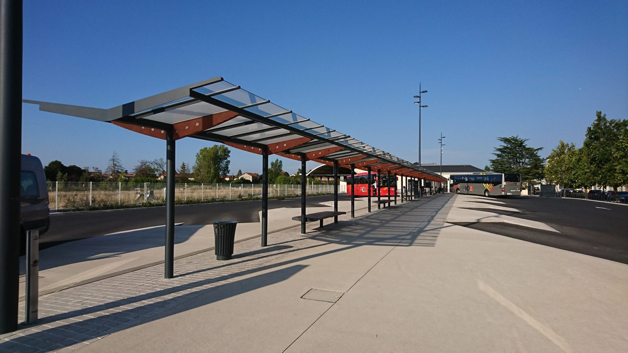 Pole Multimodal CASTRES